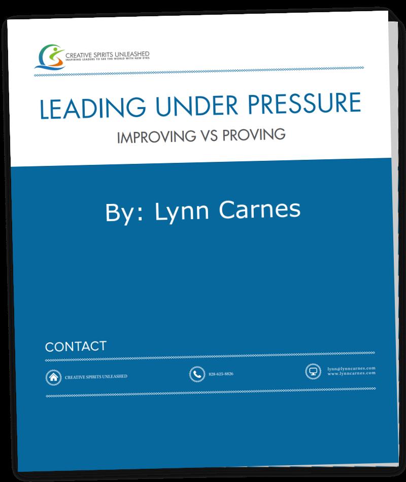 leading-under-pressure